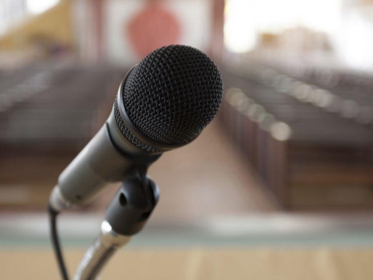 Servizio registrazioni audio Ancona